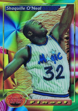 Shaq Attack! Top 10 Shaquille O'Neal Basketball Cards 7