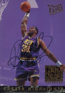 This Mailman Always Delivers! Top 10 Karl Malone Cards 4