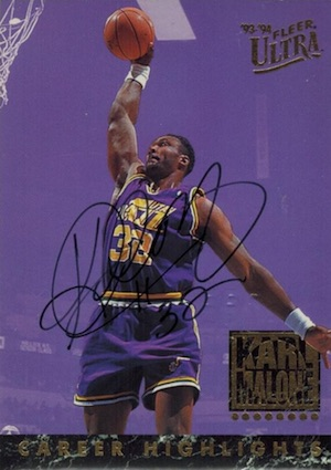 This Mailman Always Delivers! Top 10 Karl Malone Cards 3