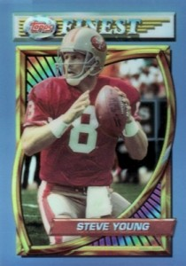 Top Steve Young Football Cards for All Budgets  11