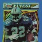 1994 Topps Finest Football Cards