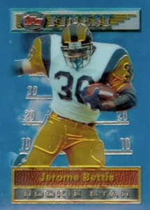 1994 Topps Finest Football Cards 2