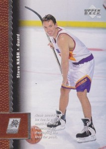 Steve Nash Rookie Cards and Autographed Memorabilia Guide 1