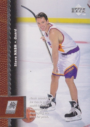 Hall of Fame Bound! Top Steve Nash Basketball Cards 5