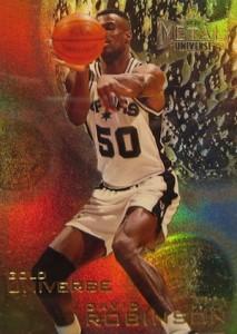 1997-98 Skybox Metal Universe Basketball Cards 27