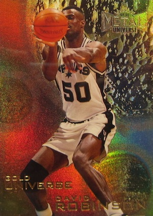 1997-98 Skybox Metal Universe Basketball Cards 8