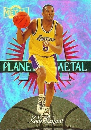 1997-98 Skybox Metal Universe Basketball Cards 9