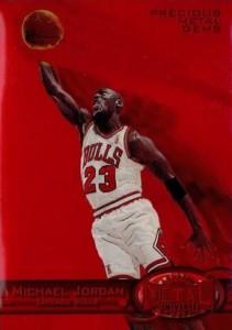 1997-98 Skybox Metal Universe Basketball Cards 4