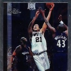 1997-98 Topps Chrome Basketball Cards
