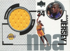 Shaq Attack! Top 10 Shaquille O'Neal Basketball Cards 12