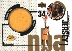 Shaq Attack! Top 10 Shaquille O'Neal Basketball Cards 13