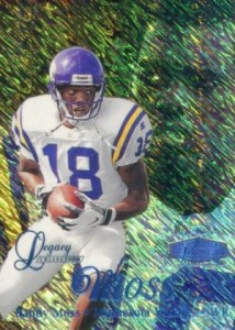 Hall of Fame Randy! Top Randy Moss Football Cards 5