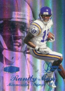 Top Randy Moss Football Cards Rookie Cards List Buying