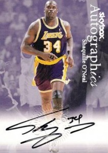 Shaq Attack! Top 10 Shaquille O'Neal Basketball Cards 14