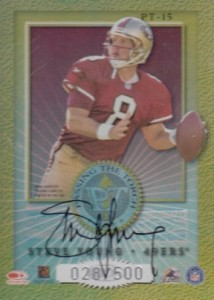 Top Steve Young Football Cards for All Budgets  14