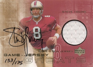 Top Steve Young Football Cards for All Budgets  15