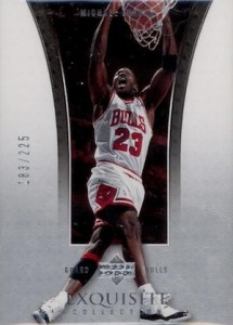 Ultimate Michael Jordan Exquisite Collection Basketball Guide and Gallery 7