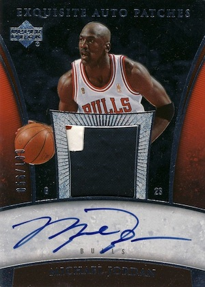 Ultimate Michael Jordan Exquisite Collection Drool Gallery 46