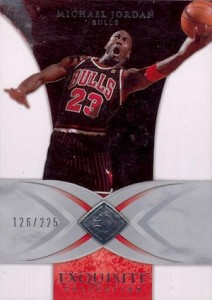 Ultimate Michael Jordan Exquisite Collection Basketball Guide and Gallery 8