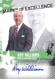2006-07 Topps Marks of Excellence Autographs