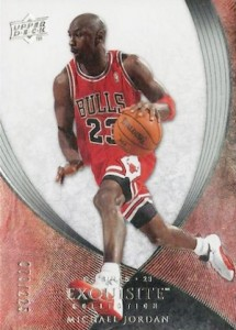 Ultimate Michael Jordan Exquisite Collection Basketball Guide and Gallery 3