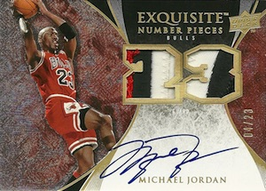Ultimate Michael Jordan Exquisite Collection Basketball Guide and Gallery 36