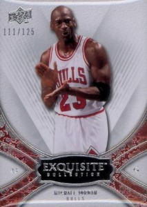 Ultimate Michael Jordan Exquisite Collection Basketball Guide and Gallery 9