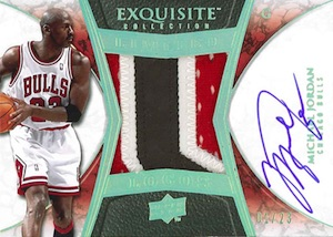 Ultimate Michael Jordan Exquisite Collection Basketball Guide and Gallery 25