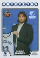 Marc Gasol Rookie Card Guide and Checklist
