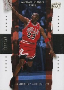 Ultimate Michael Jordan Exquisite Collection Basketball Guide and Gallery 4