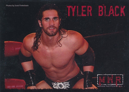 Top Seth Rollins Wrestling Cards 1