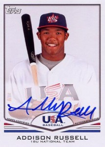 Get to Know the Top Addison Russell Prospect Cards 4