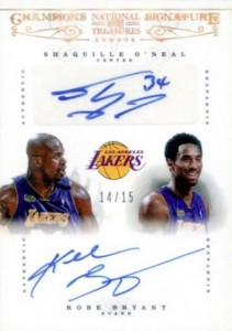 Shaq Attack! Top 10 Shaquille O'Neal Basketball Cards 17
