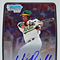 Get to Know the Top Addison Russell Prospect Cards