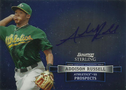 Get to Know the Top Addison Russell Prospect Cards 8