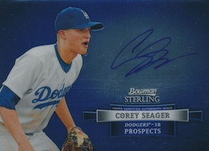 Corey Seager Rookie Cards Checklist and Top Prospect Cards - Rookie of the Year 35