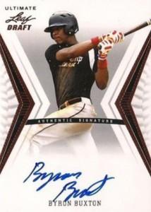 Byron Buxton Prospect Card Primer 3