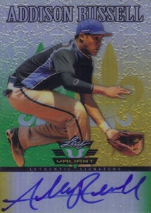 Get to Know the Top Addison Russell Prospect Cards 12
