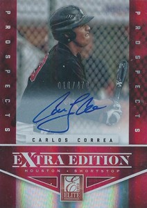 These Early Carlos Correa Cards Are Worthy of Your Consideration 5