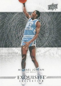 Ultimate Michael Jordan Exquisite Collection Basketball Guide and Gallery 6