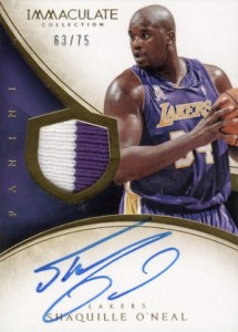 Shaq Attack! Top 10 Shaquille O'Neal Basketball Cards 18