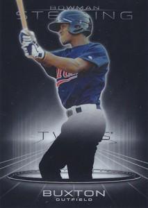 Byron Buxton Prospect Card Primer 11