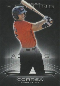 These Early Carlos Correa Cards Are Worthy of Your Consideration 11