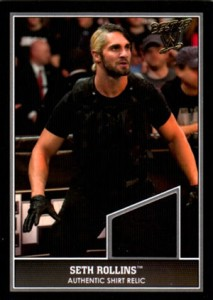 Top Seth Rollins Wrestling Cards 5