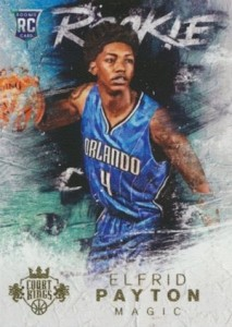 2014-15 Court Kings Elfrid Payton RC #110