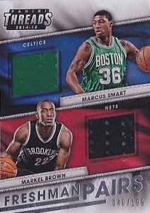 2014-15 Panini Threads Basketball Cards 27