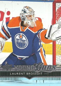 2014-15 Upper Deck 458 Laurent Brossoit
