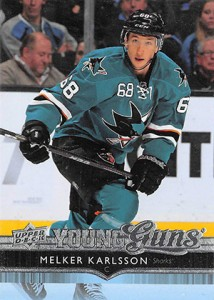 All the 2014-15 Upper Deck Hockey Young Guns in One Place 101