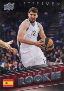 Nikola Mirotic Rookie Cards Guide and Checklist 19