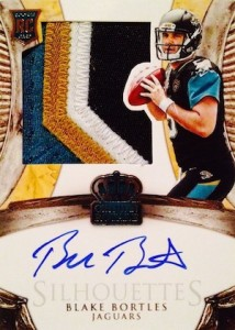 Complete Blake Bortles Rookie Card Gallery and Checklist 6